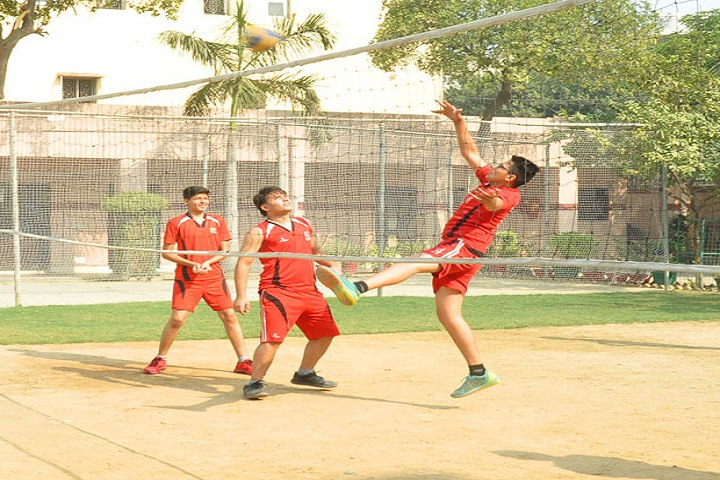 Vishal Bharti Public School-Sports