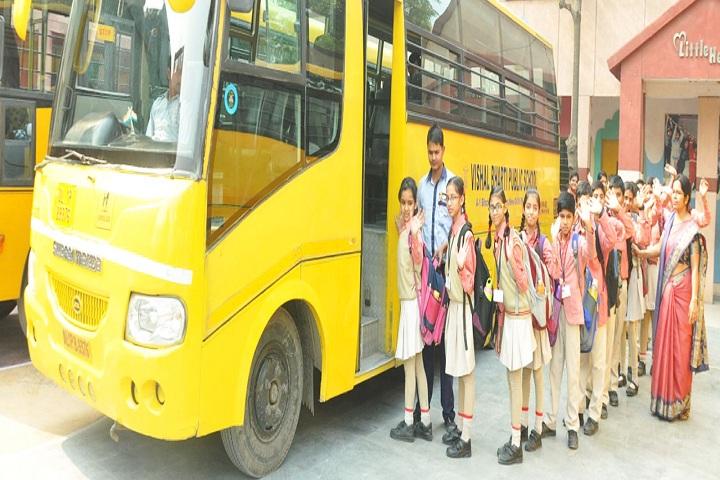 Vishal Bharti Public School-Transport