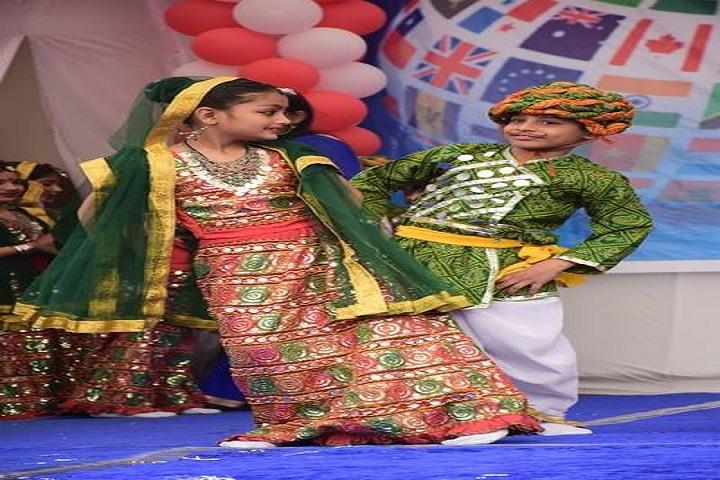 Vivekanand International School-Cultural Dances