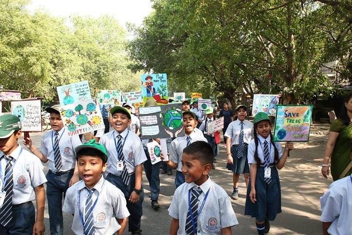 Vivekanand International School-Earth Day