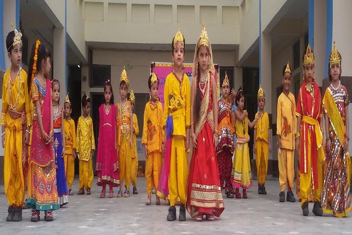 Vivekanand International School-Janmasthami Celebrations
