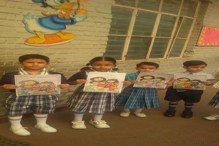 Vivekanand International School-Mother