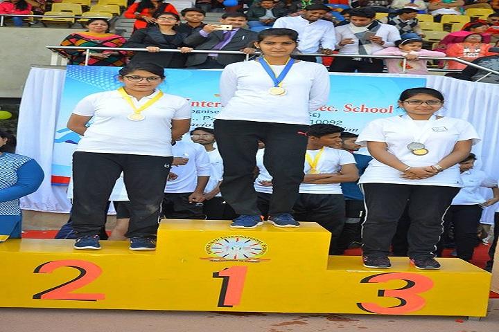 Vivekanand International School-Prizes