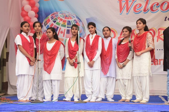 Vivekanand International School-Singing