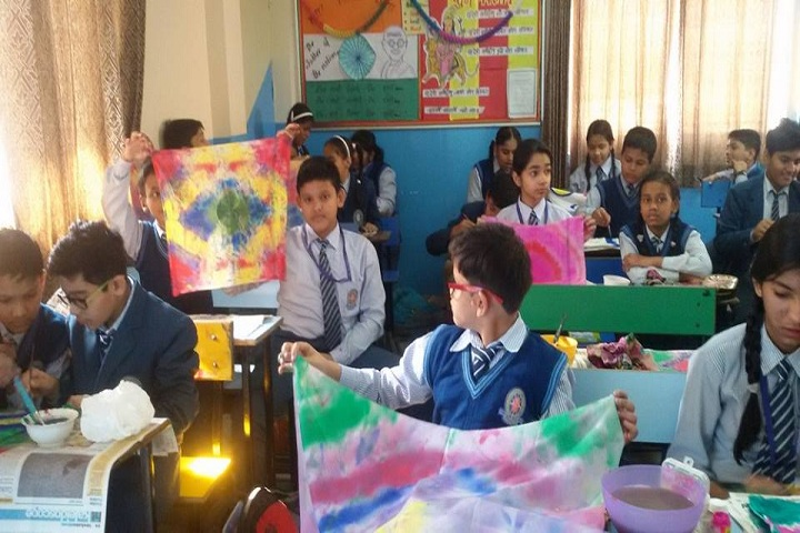 Vivekanand International School-Workshop