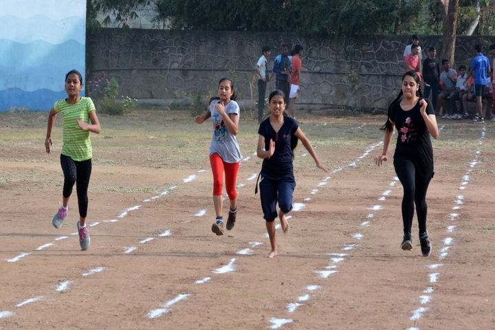 Aadharshila School-sports activity