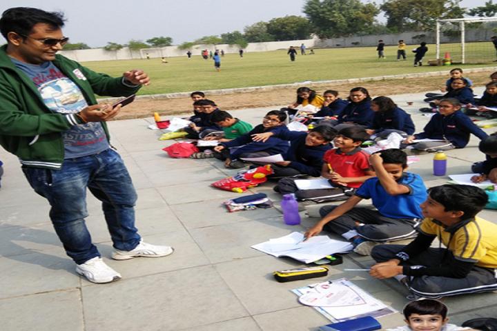 Aavishkar School-Drawing Competition