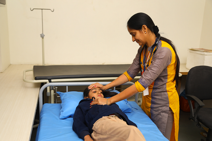 Aavishkar School-Medical Facility