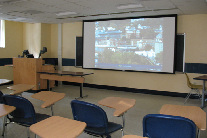Aavishkar School-Multimedia Classrooms
