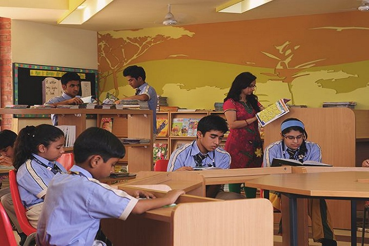 Academic Heights Primary School-Library