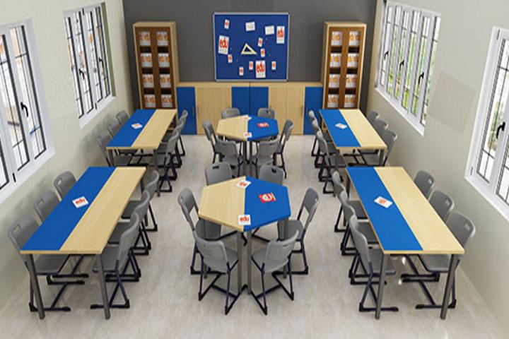 Academic Heights Public School-Reading Room