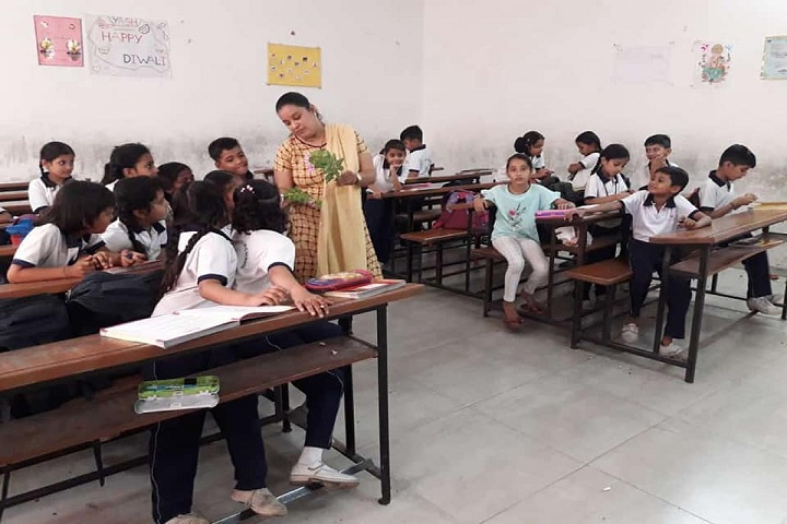 Academic Heights Public School-Classroom-1