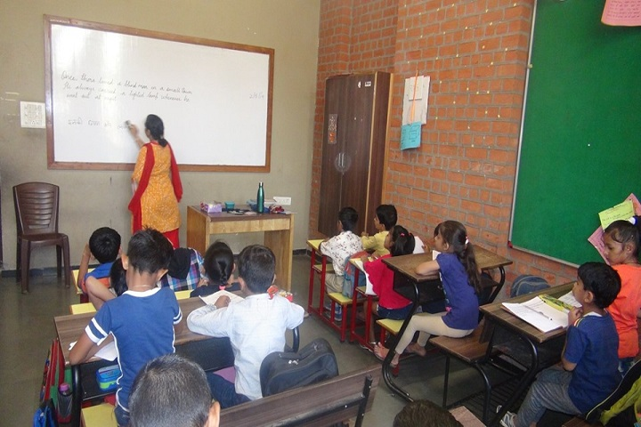 Academic Heights Public School-Smart Classroom