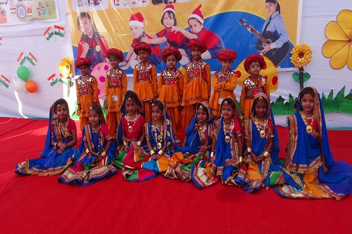 Academic Heights Public School-Cultural Fest