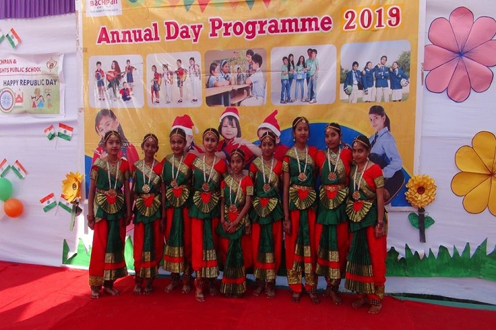 Academic Heights Public School-Annual Day