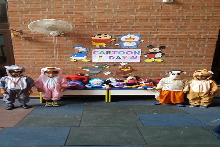 Academic Heights Public School-Kids Fun Area