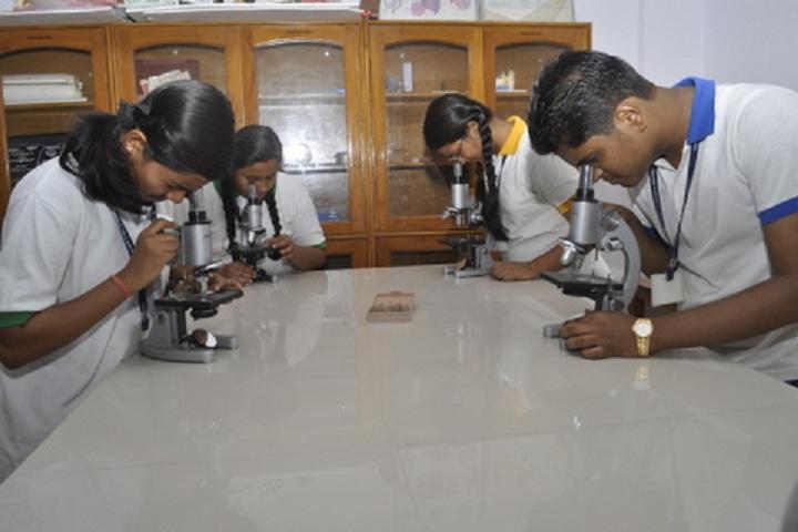 Adani Public School-Biology Lab