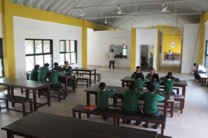 Adani Public School-Cafeteria