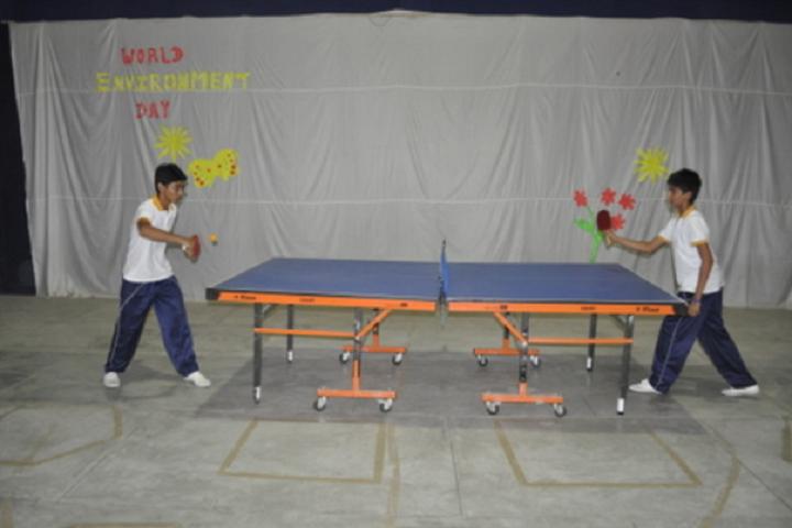 Adani Public School-Indoor games
