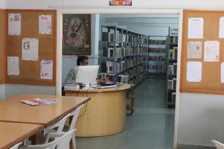 Adani Public School-Library