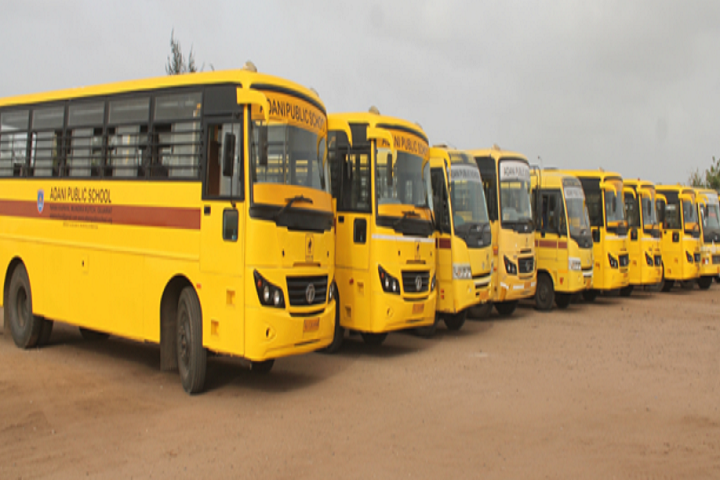 Adani Public School-Transport