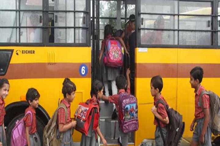 Adani Vidya Mandir-Transport