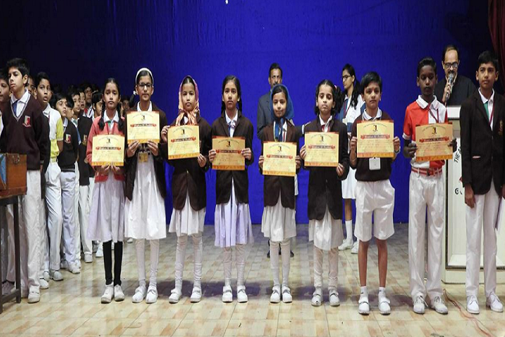 Aditya Birla Public School-Achievement