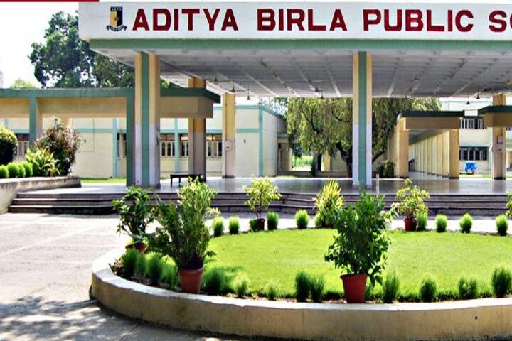 Aditya Birla Public School-Campus View2