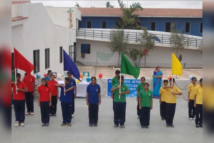 Aga Khan School - Morning Assembly