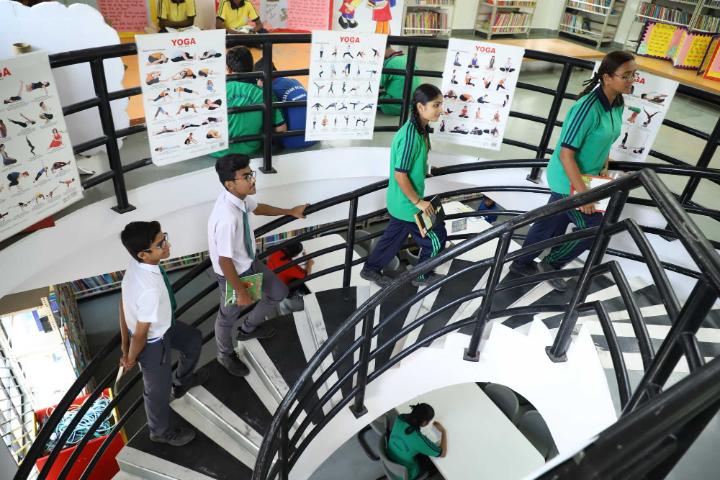 Aga Khan School - Inside View