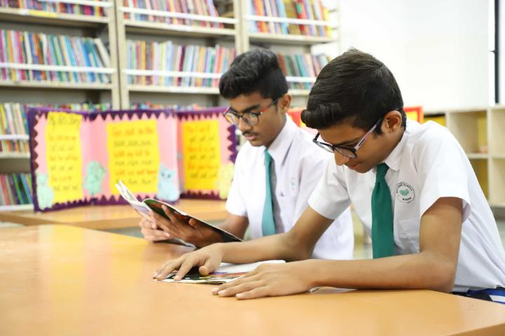 Aga Khan School - School Library