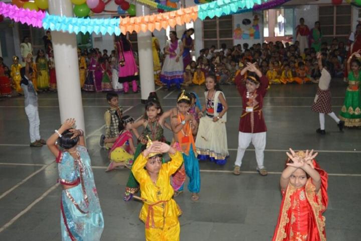 Agarwal Vidya Vihar-Janmastami Celebrations
