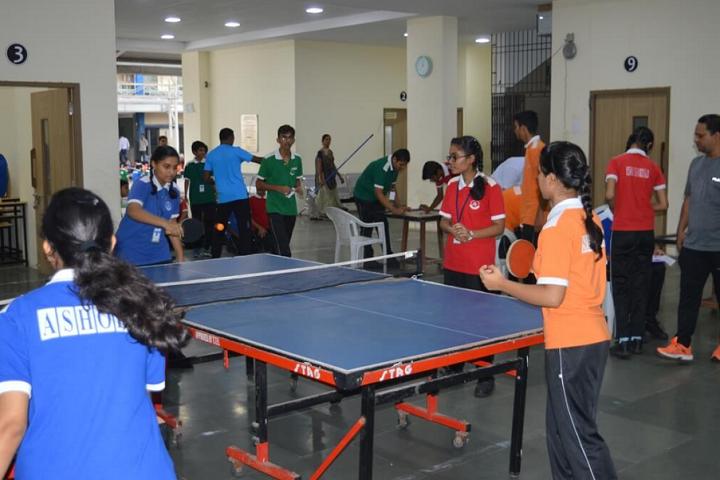 Agarwal Vidya Vihar-Indoor Games