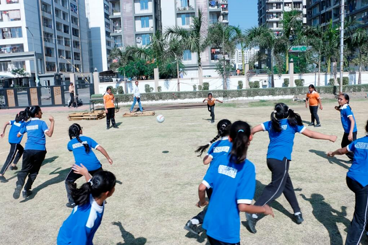 Agarwal Vidya Vihar-Play Ground