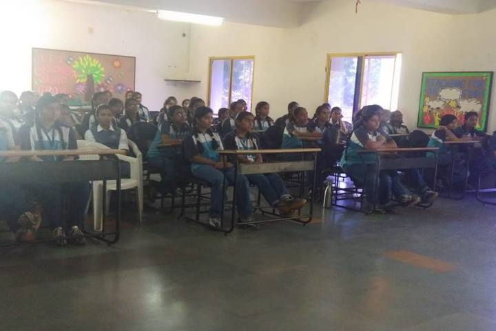 Ahmedabad Public School International-Classroom