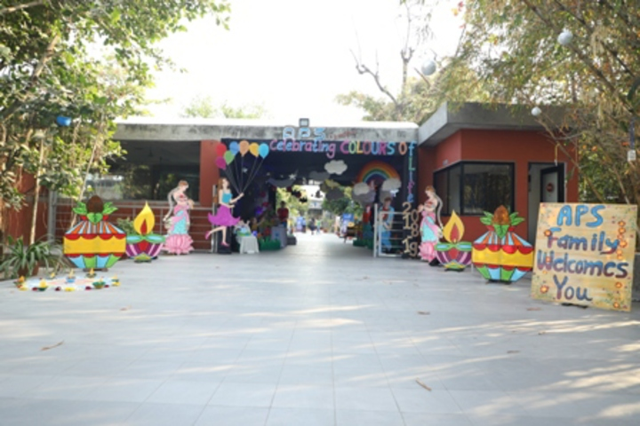 Ahmedabad Public School International-Event