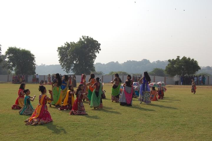 Ahmedabad Public School International-Play Ground
