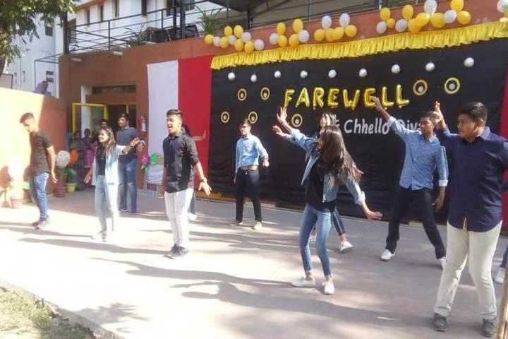 Ahmedabad Public School International-Farewell