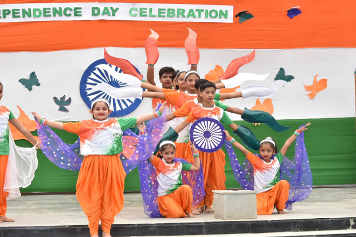 Air Force School-National day celebrations