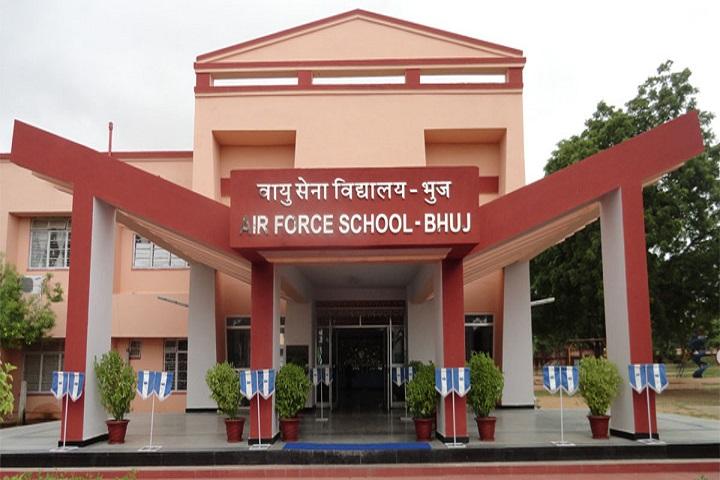 Air Force School-Campus