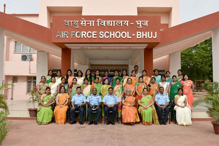 Air Force School-Faculty