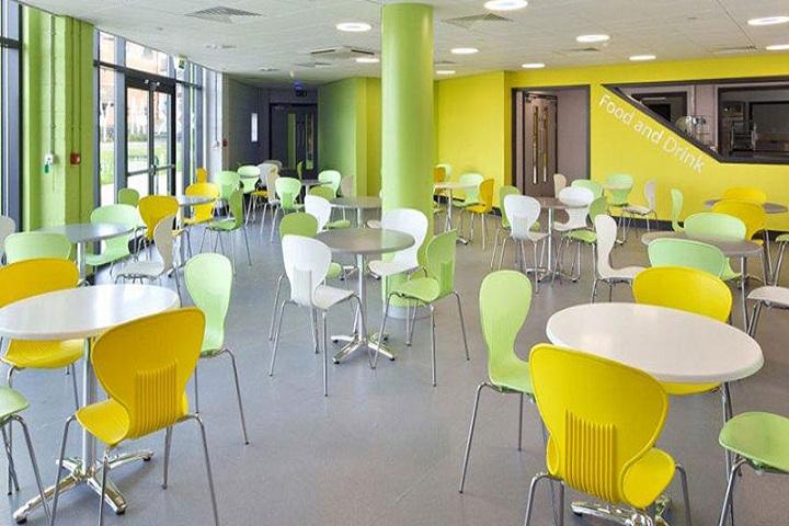 Akshar International School-Cafeteria