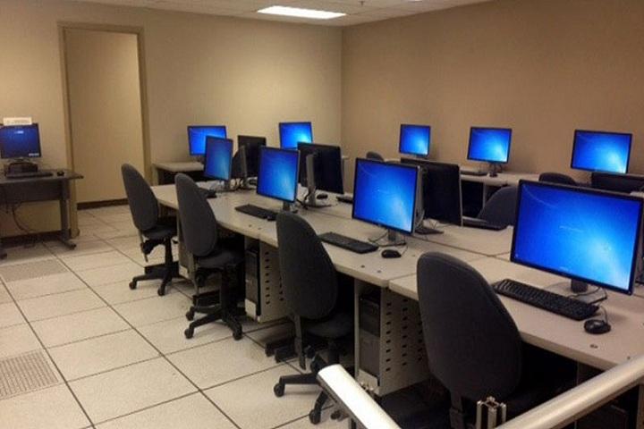 Akshar International School-Computer Lab