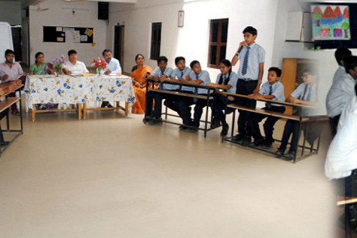 Akshar International School-Debate And Disscussion Program