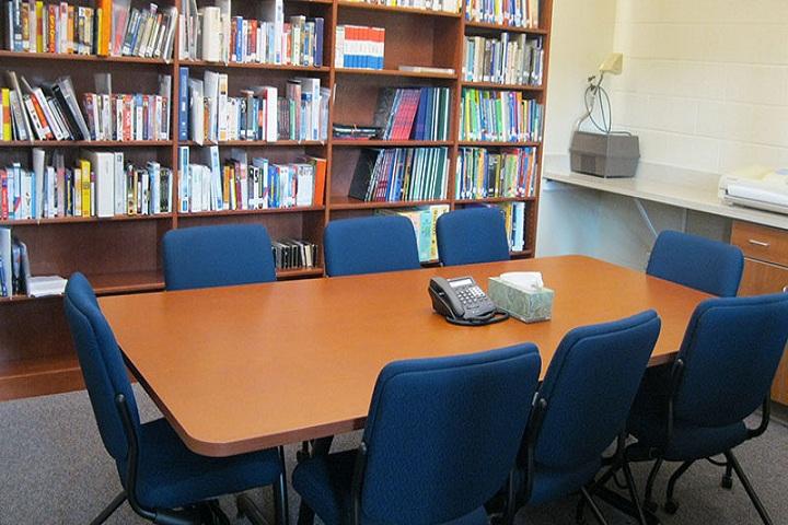 Akshar International School-Library