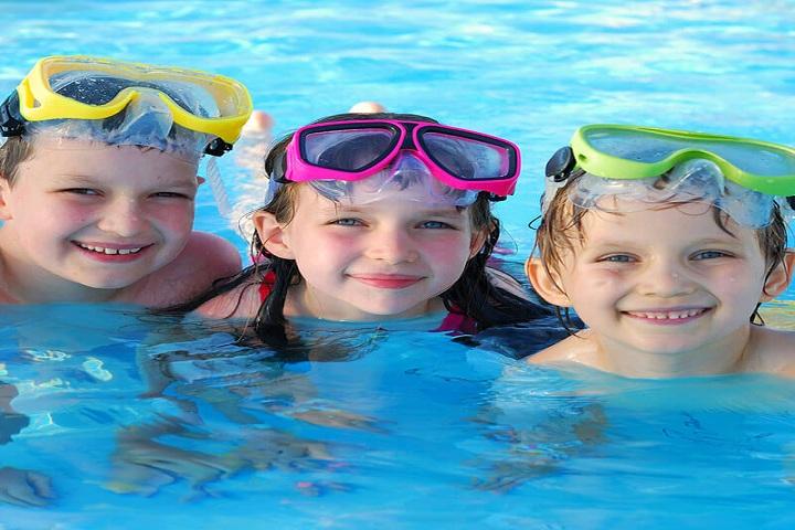 Akshar International School-Swimming Facility