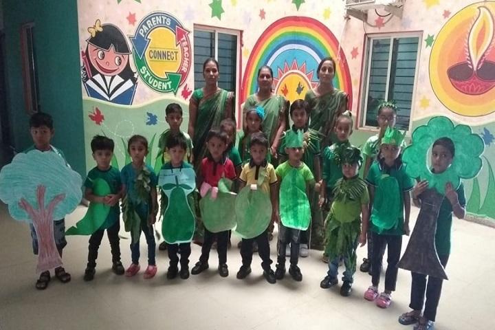 Akshar International School-Kids