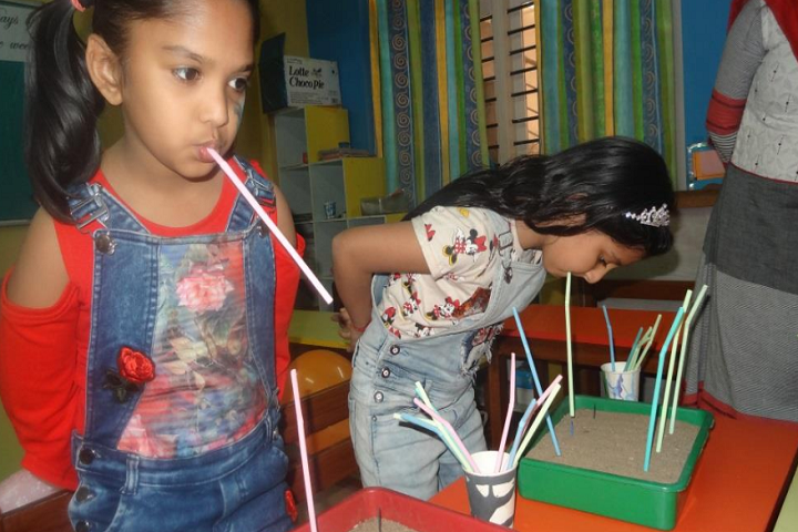 Amarchand Singhvi International School-Activities