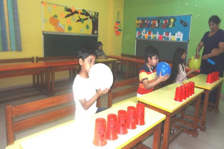 Amarchand Singhvi International School-Activities-2