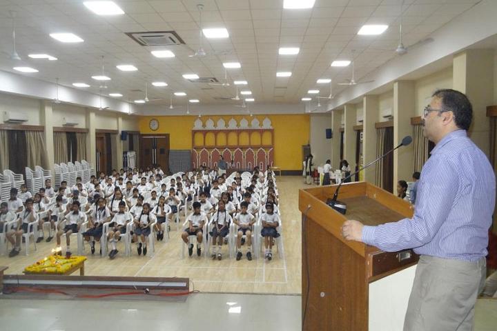 Amarchand Singhvi International School-Seminar